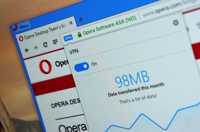 """Перепуганные украинцы """"сломали"""" VPN-сервис Opera"""
