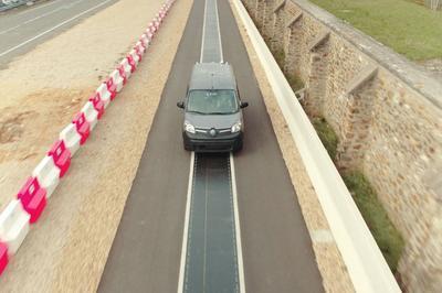 """Qualcomm испытала """"зарядную дорогу"""" для электромобилей"""