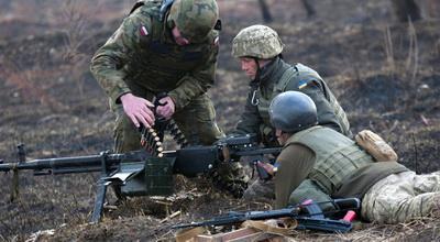Ситуация в АТО немного стабилизировалась: с начала суток зафиксировано 16 обстрелов со стороны боевиков