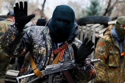 На Донбассе массово дезертируют боевики