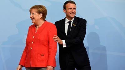"""""""Нормандские переговоры"""": Меркель и Макрон озвучили позицию по """"Малороссии"""""""