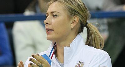 Мария Шарапова отказалась соревноваться с теннисисткой из Украины