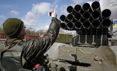 Военным в АТО частично разрешили пользоваться телефонами