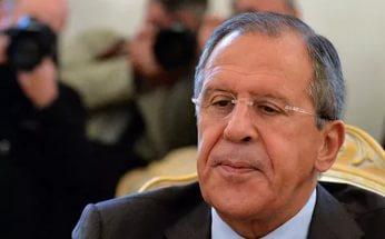Лавров офіційно визнав, що Росія бомбардувала Україну