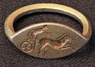 Археологи виявили унікальні золоті прикраси скіфської доби