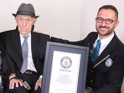 В Израиле скончался старейший мужчина в мире