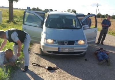 Работорговцы, пытавшиеся вывезти украинцев в Великобританию, задержаны в Литве.