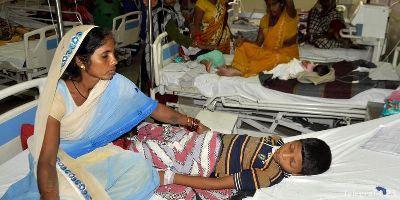В Индии из-за нехватки кислорода умерли 60 детей