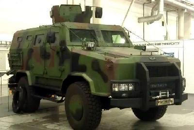 Українські бронемашини для своєї армії хоче купити Бангладеш