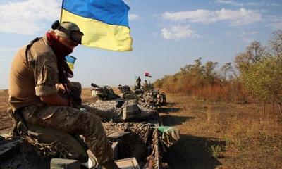 За прошедшие сутки в зоне АТО четыре бойца ВСУ получили ранения, погибших нет, - Минобороны