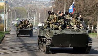 На Донбассе боевики тайно перебрасывают военную технику