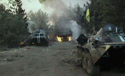 ГПУ врет: украинское командование виновно в Иловайске наравне с Россией — Deutsche Welle