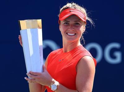 Украинская теннисистка стала третьей ракеткой мира