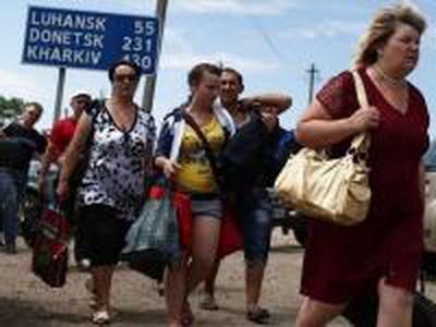 Переселенцы смогут получать пенсии и соцвыплаты в любом украинском банке
