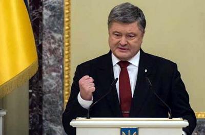 """""""Нас просто не станет"""": Порошенко озвучил сценарий для Украины"""