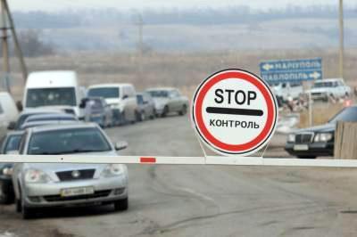 Ситуация на КПВВ Донбасса: утренний мониторинг 22 сентября