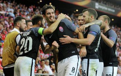 Лига Европы: камбэк от «Динамо» и сенсация от «Зари»