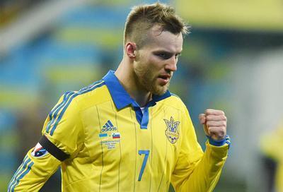 Проливной дождь не помешал сборной Украины обыграть Косово (ВИДЕО)