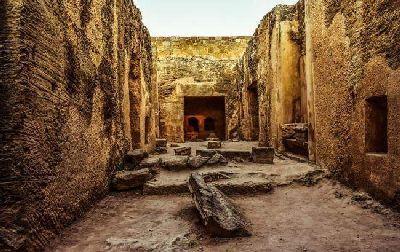 В Украине обнаружили древнее захоронение
