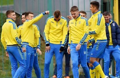 Сборную Украины простимулировали двойными премиальными за победу над Хорватией