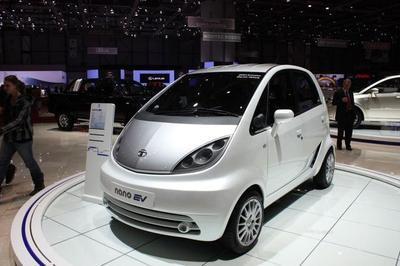Самый дешевый автомобиль в мире получил электрическую версию