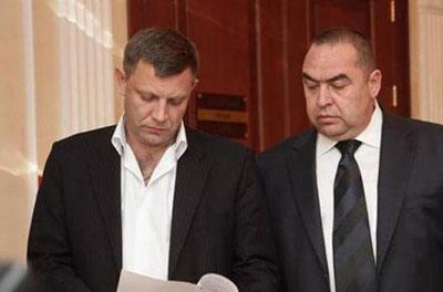 «Где Баден-Баден, а где ДНР»: Захарченко пожаловался на московских чиновников
