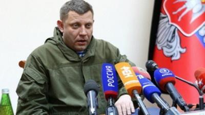 Бежавший из Донецка пропагандист Прилепин разразился новой околесицей: пропагандист уверяет, что Захарченко станет новым президентом Украины