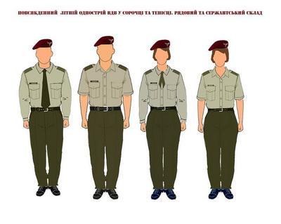 Украинские десантники будут носить НАТОвские береты