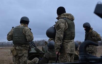 Боевики обстреляли поселки на Светлодарской дуге