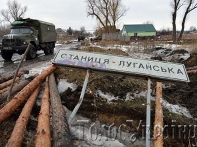 ВСУ и террористы должны отвести силы в районе Станицы Луганской - Олифер рассказала подробности переговоров в Минске