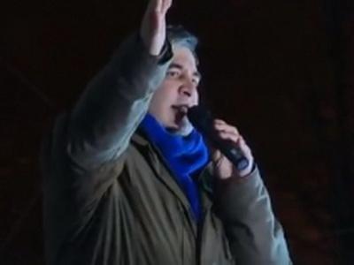 """Саакашвили создал """"Сечь"""" возле Верховной Рады и пообещал """"отбить Украину"""": в Киеве готовится многотысячный марш - последние подробности"""