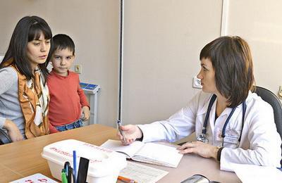 Здоровый ребенок — награда умным родителям