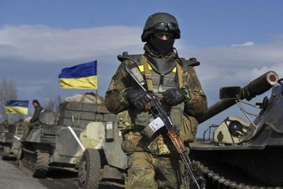 Украинская армия готовится ко введению миротворцев на Донбасс