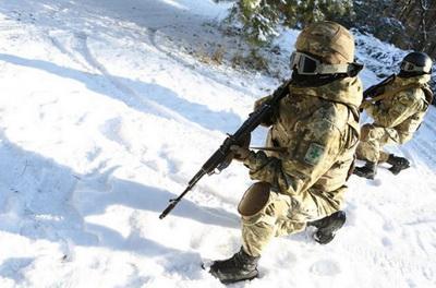 Украинские пограничники усиливают меры безопасности