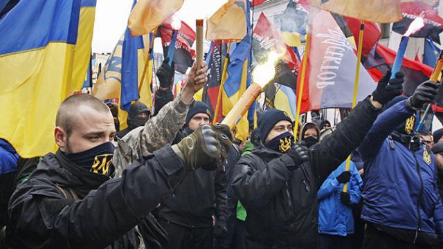 В СБУ раскрыли связь украинских националистов с РФ