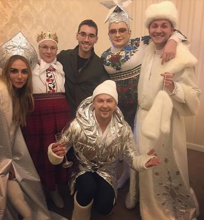 Верка Сердючка на Новый год выступила в России
