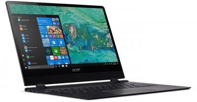 Acer представила самый тонкий ноутбук в мире