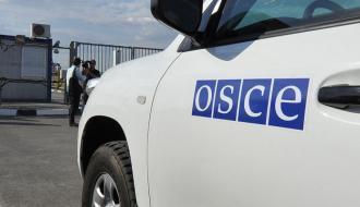ОБСЕ зафиксировала под Горловкой российских военных
