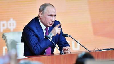 Путин рассказал, что бы его устроило на Донбассе