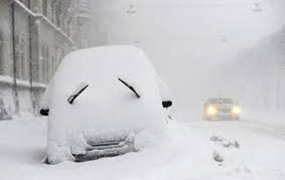 """По Украине объявлено штормовое предупреждение - регионы готовятся к """"снежному армагеддону"""" в ближайшие часы"""