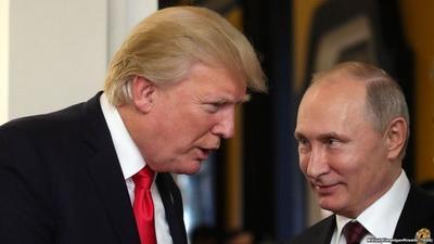 Трамп и Путин приняли решение по Донбассу