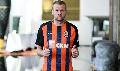 Руслан Фомин вернулся в состав «Шахтера»