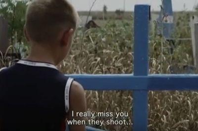 Фильм о донбасском мальчике из прифронтового Гнутово взял очередной приз