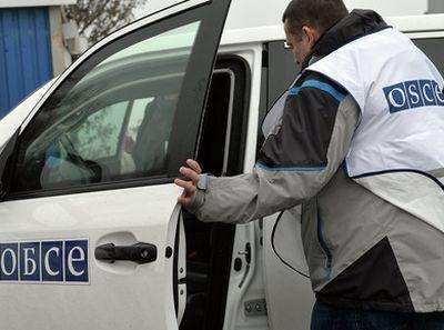 Представители СММ ОБСЕ отреагировали на выпад Геращенко