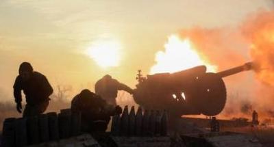 На Донбассе «заговорили» пушки. Зафиксирован рост интенсивности обстрелов