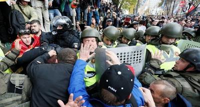 Кремль планирует гражданскую войну в Киеве