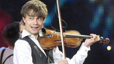 Александр Рыбак попробует второй раз поймать удачу на Евровидении (ВИДЕО)