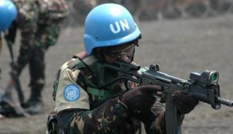 Могерини: Миротворцы ООН помогут восстановить мир в Украине