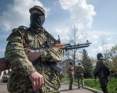 В Славянске вычислили боевиков
