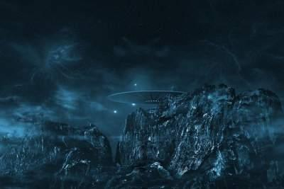Известный космонавт подтвердил встречу с пришельцами на детекторе лжи